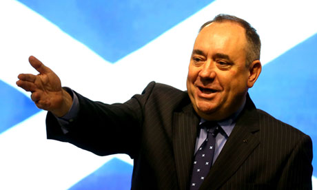 "Campaña por el SI - #Vote YES ""Scotland's future in Scotland's hands"" -Alex-Salmond-010"