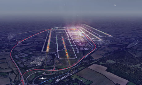Make's proposal for runway expansion at Stansted airport