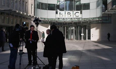 BBC headquaters