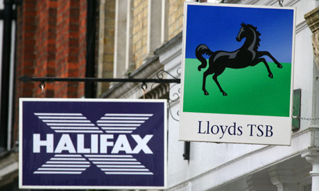 HBOS and Lloyds