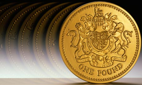 Pound Currency Coin Pound Coin