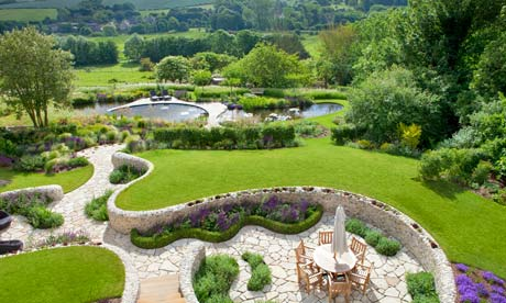 Garden design it 39 s not just about the plants life and for Famous garden designs