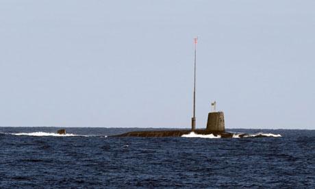 Подводник из Королевского флота признается во встрече с