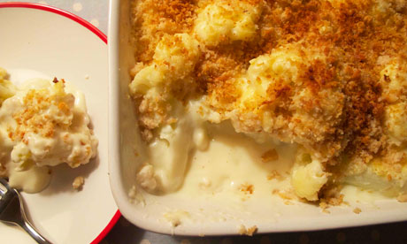 Felicity's perfect cauliflower cheese