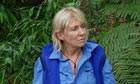 Lost in the jungle: Dorries on Im A Celebrity.