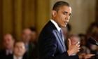 Barack Obama White House news conference