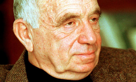 Israeli poet Yehuda Amichai wrote: 'From the place where we are right, flowers will never grow in the spring.' Photograph: AP/Zoom 77