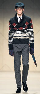 Fashion jury: Burberry trophy jumper