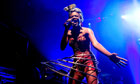 The Noisettes perform at KOKO London