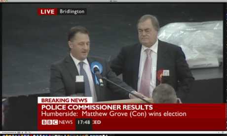 Matthew Grove and John Prescott