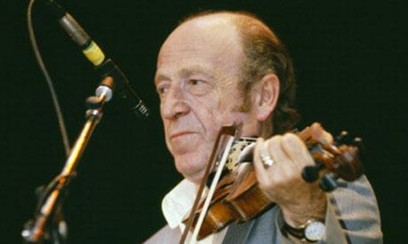 Il violinista dei Chieftains, Martin Fay, scomparso il 15 Novembre 2012 a 76 anni
