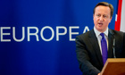 David Cameron is heading to Brussels later this week for talks on the EU budget