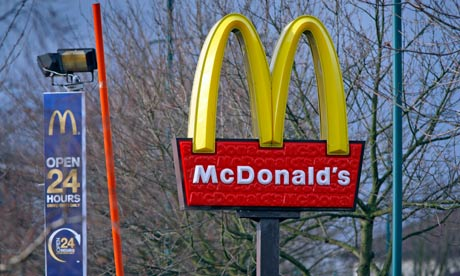 Restauration rapide McDonalds
