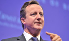 David Cameron at the CBI conference