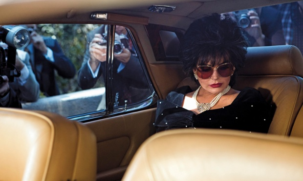 Lindsay Lohan plays the part of actress Elizabeth Taylor in the Lifetime Network's television film 'Liz & Dick', in this publicity picture released to Reuters. The film recounts the  tumultuous romance between Taylor and actor Richard Burton in the 1960s and 70s. Lohan is one of the few people ever to have portrayed the Oscar winning actress on screen.
