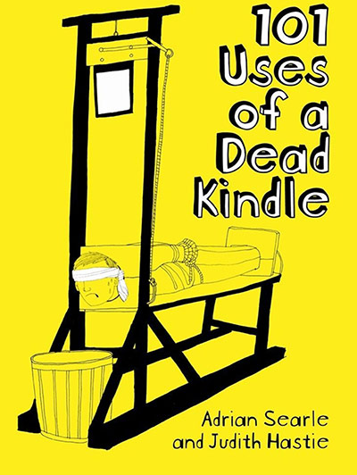 10 alternative xmas books: 101 Uses of a Dead Kindle