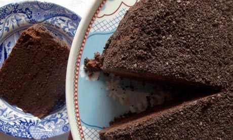 Felicity's perfect chocolate cake