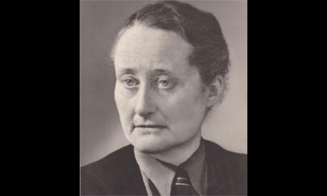 Elisabeth Von Thadden.