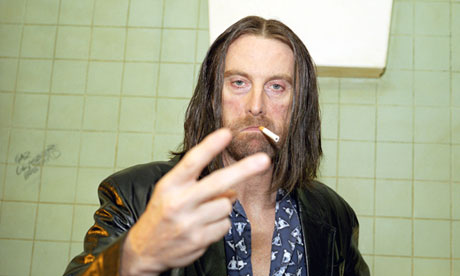 David Threlfall as Frank Gallagher in Channel 4 hit show Shameless