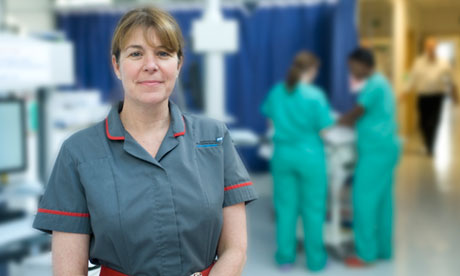 Lead nurse for infection prevention at Heatherwood and Wexham Park hospitals NHS FT, Lucy Everett