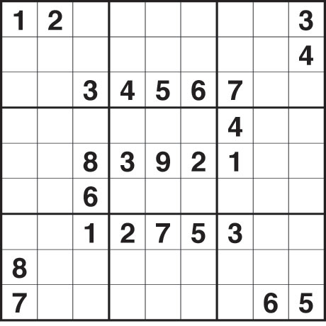 Sudoku 2357 hard