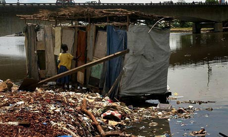 Liberia faces environmental chaos amidst recounstruction efforts after the war