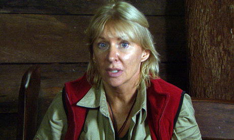 Nadine Dorries on I'm a Celebrity … Get Me Out of Here!