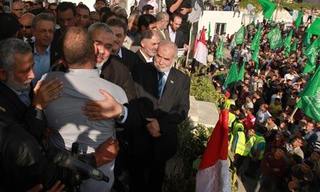Senior Hamas leaders