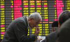 China manufacturing rises