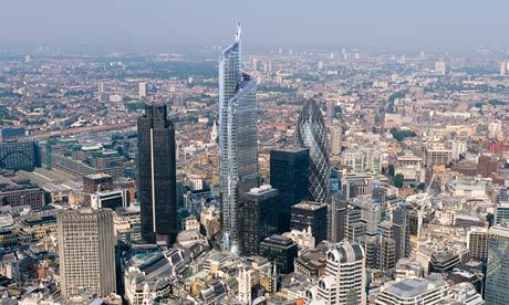 The Pinnacle City of London