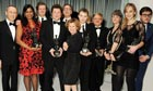 The winners of the London Evening Standard Theatre Awards