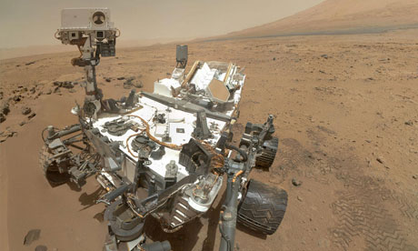 Mars Curiosity rover goes into 'safe mode' after memory freeze