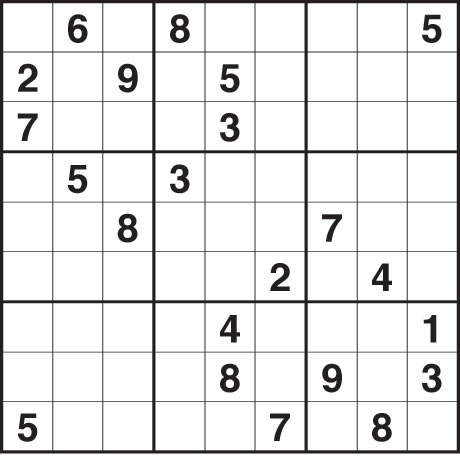 Sudoku 2364 hard