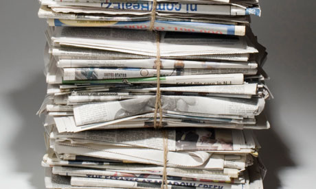 Newspapers Ed Staite