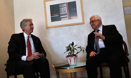 Palestinian president, Mahmoud Abbas
