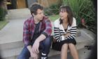 Andy Samberg and Rashida Jones