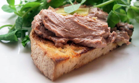 How to make perfect chicken liver pâté | Life and style | The ...