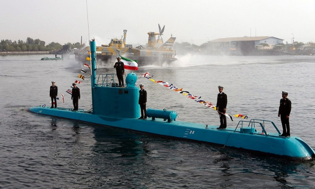 Ιρανικο υποβρύχιο κλάσης Ghadir