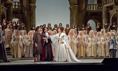 Mozart's La Clemenza di Tito