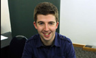 Paul Gallen, national Scrabble champion