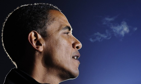 Obama delivers his final campaign address of 2008 in Manassas, Virginia.