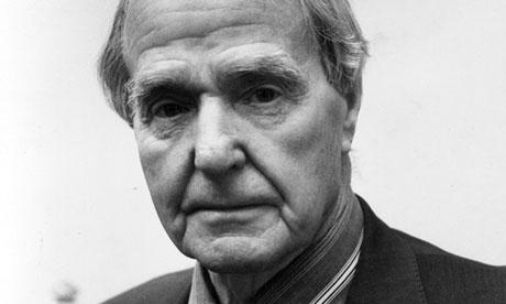 British sculptor Henry Moore