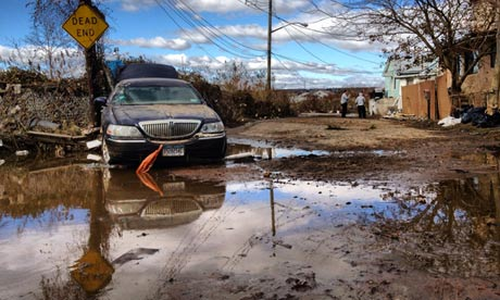Staten Island recovery