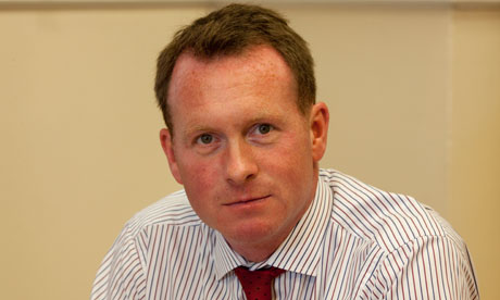 Chris White MP