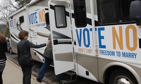 Minnesota gay marriage vote
