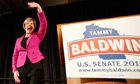 Tammy Baldwin 7 Nov 2012: Maine and Maryland become first states to vote in ...