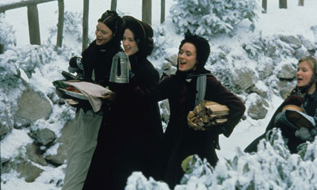 winona ryder Little Women image via gaurdian.co.uk