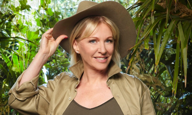 Missing Mp found in the jungle: Nadine Dorries on I'm A Celebrity...Get Me Out Of Here!