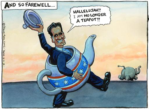 Steve Bell 08/11/2012
