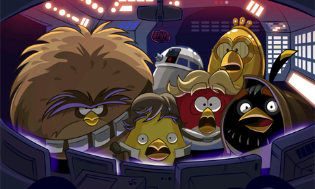 Angry Birds Star Wars sees some familiar characters in new guises